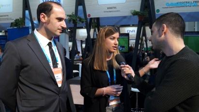 MWC19: eFootball.Pro & Sogetel PES 5G Livestream-haastattelu