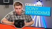 Nopea katsaus - Sony WH-1000XM3