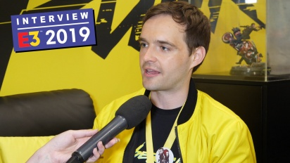 Cyberpunk 2077 - Paweł Sasko haastattelussa