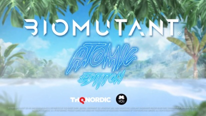 Biomutant - Atomic Edition -traileri