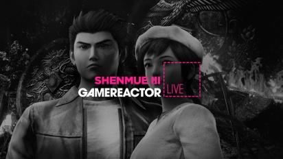 GR Liven uusinta: Shenmue III