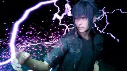 Final Fantasy XV - Google Stadia -julkaisutraileri