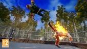 WWE 2K Battlegrounds Announce Traileri