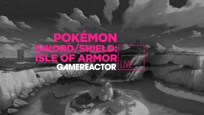 GR Liven uusinta: Pokémon Sword/Shield: Isle of Armor