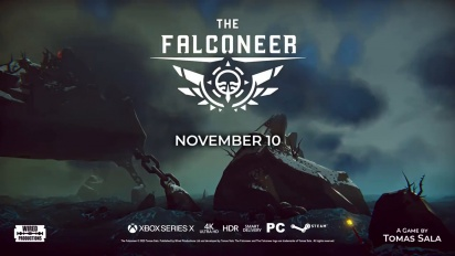 The Falconeer - Xbox Series X + Xbox Series S Release Date Traileri