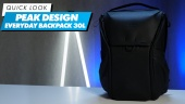 Nopea katsaus - Peak Design Everyday Backpack 30L