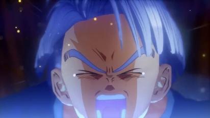 Dragon Ball Z: Kakarot -Trunks- The Warrior of Hope - julkaisutraileri