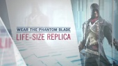 Assassin's Creed: Unity - Phantom Blade Replica Trailer