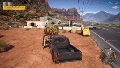Ghost Recon: Wildlands – 13 minuuttia pelikuvaa E3-messuilta