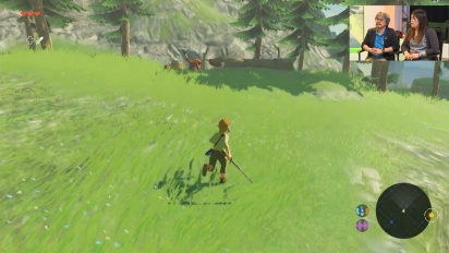 The Legend of Zelda: The Breath of the Wild - puolituntinen esittelyvideo, E3 2016