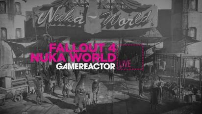 GR Live -uusinta: Fallout 4: Nuka World