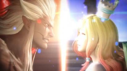 Dissidia Final Fantasy NT - julkistustraileri