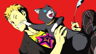 Persona 5 The Animation - kiusoittelupätkä