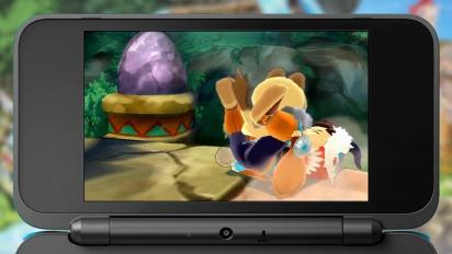 Monster Hunter Stories - virallinen Nintendo 3DS -traileri