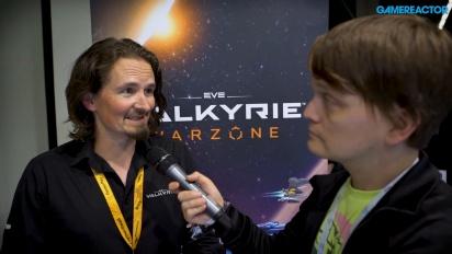 Eve: Valkyrie Warzone - Andrew Willans haastattelussa