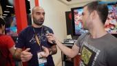 Insidia - Gianpaolo Greco haastattelussa