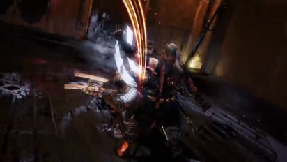 Nioh - Bloodshed's End DLC -julkaisutraileri