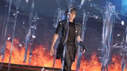 Dissidia: Final Fantasy NT - Porta Decumana -pelikuvaa