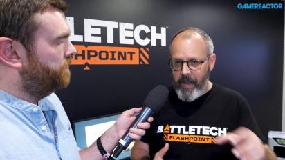 BattleTech: Flashpoint - Mitch Gitelman haastattelussa