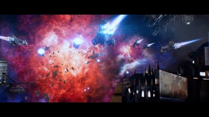 Battlefleet Gothic: Armada 2 - kampanjatraileri