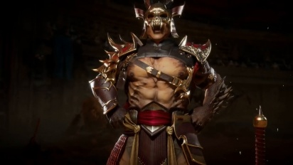 Mortal Kombat 11 - Shao Kahn -traileri