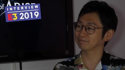 Tales of Arise - Yusuke Tomizawa haastattelussa