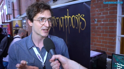 Metamorphosis - Jacek Debowski haastattelussa
