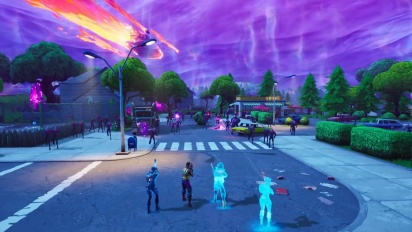 Fortnite - Rift Zone - Retail Row