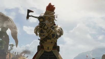 Apex Legends - Iron Crown Collection Event -traileri