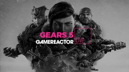 GR Liven uusinta: Gears 5