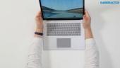 Nopea katsaus - Microsoft Surface Laptop 3 (15