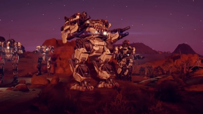 Battletech: Heavy Metal Expansion -julkaisutraileri