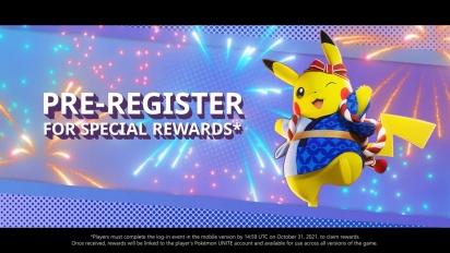 Pokémon Unite - Mobile Release Date Traileri