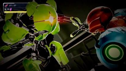 Metroid Dread - virallinen julkaisutraileri