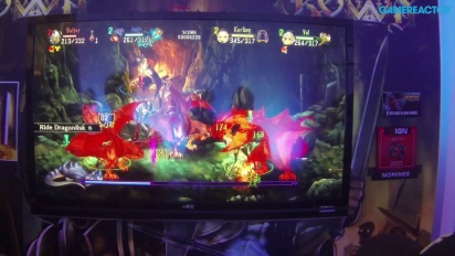 E3 13: Dragon's Crown - Gameplay