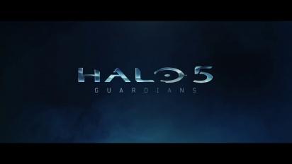 Halo 5: Guardians -pelikuvajulkaisutraileri