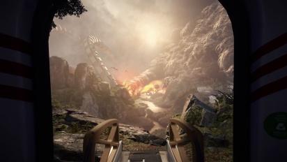 Robinson: The Journey - An Adventure Begins Trailer