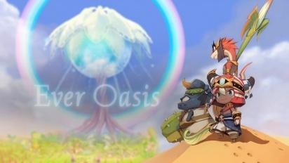 Ever Oasis - virallinen pelitraileri