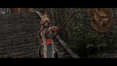 For Honor - The Nobushi Samurai -pelikuvatraileri