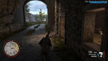 Sniper Elite 4 - ensimmäinen tarinatehtävä
