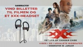 xXx: Return of Xander Cage - Konkurrence-traileri