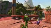 Yooka-Laylee - Nintendo Switch -traileri