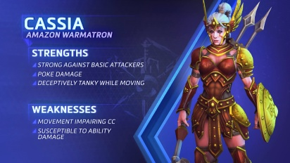 Heroes of the Storm – Cassia Spotlight