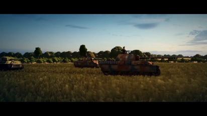 Steel Division: Normandy 44 - pelimoottoritraileri