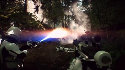 Star Wars Battlefront II - This is Star Wars Battlefront II -traileri
