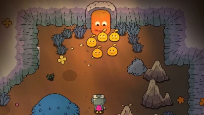 The Swords of Ditto - LocoRoco Quest -traileri