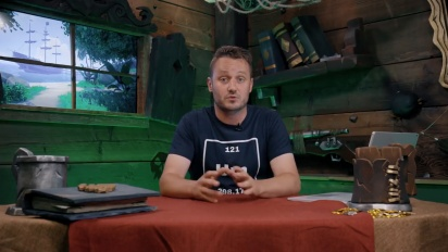 Sea of Thieves - Developer Update: July 11th 2018
