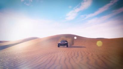 Dakar 18 - Features-traileri