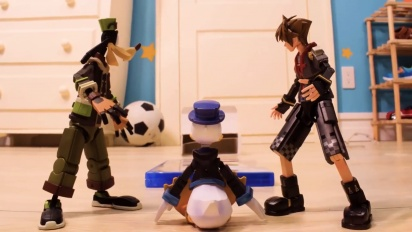 Kingdom Hearts III - Toy Box -traileri