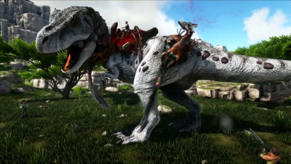 ARK: Survival Evolved - ARK: Valguero Expansion -traileri